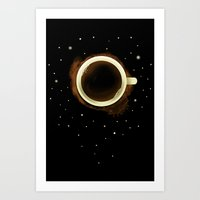 Eclipstain Art Print