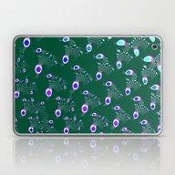 Laptop & iPad Skin featuring So Much Pollen Flower by Donphil.de