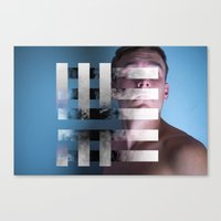 Meant to Tread Canvas Print