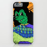 THE GREEN LADY. iPhone 6 Slim Case