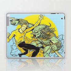 BattleKirk Predactica Laptop & iPad Skin
