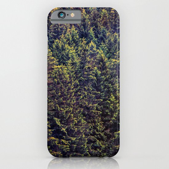 The Landscape Is Changing iPhone & iPod Case