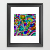LSD Dreams Framed Art Print