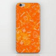 School Chemical #5 iPhone & iPod Skin