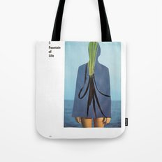 Fountain of Life Tote Bag