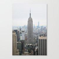 Dreamy NYC Canvas Print