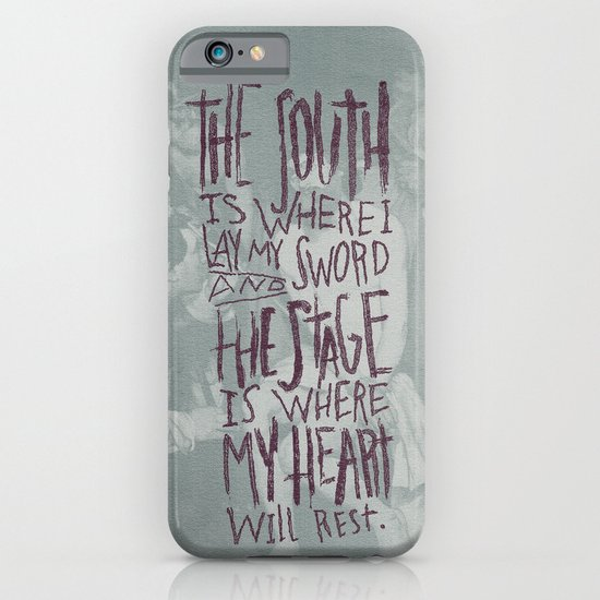 THE CHARIOT iPhone & iPod Case