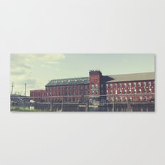 Valley Paper Company Canvas Print