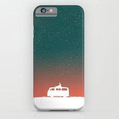 Quiet Night - starry sky iPhone 6 Slim Case