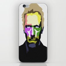 DR HOUSE iPhone & iPod Skin