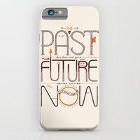 The Only Time Is Now iPhone 6 Slim Case