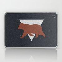 Bear & Bravery Laptop & iPad Skin