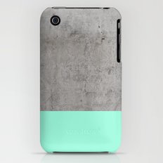 Sea on Concrete Slim Case iPhone (3g, 3gs)