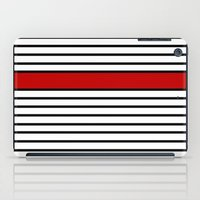 Simple Shapes Series iPad Case