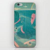 L ' I S O L A C H E N O … iPhone & iPod Skin