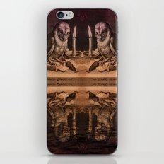 Wise Owls iPhone & iPod Skin