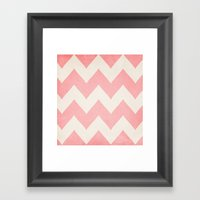 Sweet kisses Framed Art Print