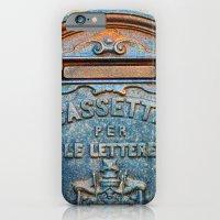 Italian mailbox iPhone 6 Slim Case