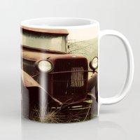 Vintage Ford Mug