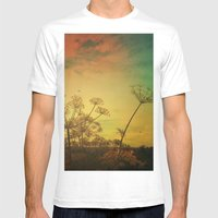 Summer Enchantment Mens Fitted Tee White SMALL