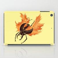 Autumn Burst iPad Case