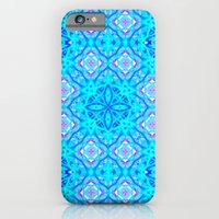 iPhone & iPod Case featuring Flowers Rondo by Enrico Guarnieri 'Ico-dY'