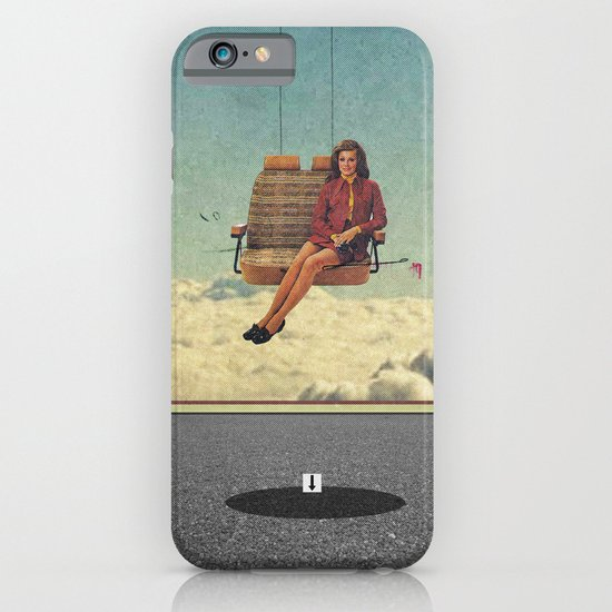 Up In The Air | Collage iPhone & iPod Case