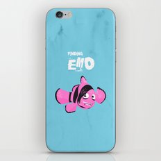 Coupling up (accouplés) Finding Emo iPhone & iPod Skin