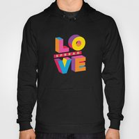 Spread Love Hoody
