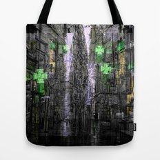 Friday 11 October 2013: If you hear/listen are you also providing shelter? Tote Bag