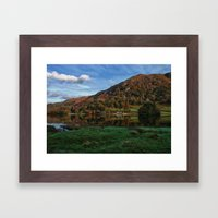 Rydal Water Framed Art Print
