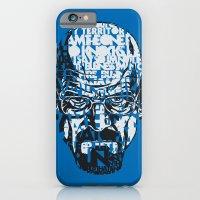 Heisenberg Quotes iPhone 6 Slim Case