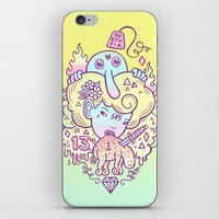 dystopia iPhone & iPod Skin