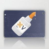 Command Paste Laptop & iPad Skin