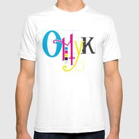 Guidelines Mens Fitted Tee White SMALL