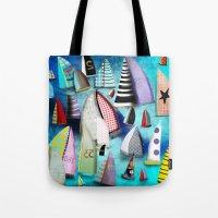 New York Yacht Club Rega… Tote Bag