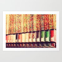 Candy Land Art Print