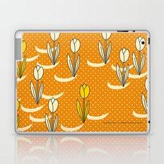 Oranje Tulpen Laptop & iPad Skin
