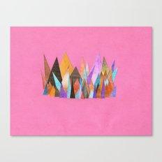 Landscape Sprouts 3 Canvas Print