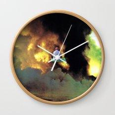 Sensory Ancestor Wall Clock