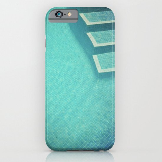 Deep Blue iPhone & iPod Case