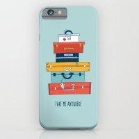 Take Me Anywhere iPhone 6 Slim Case