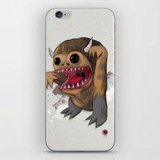 Wild 1 two iPhone & iPod Skin