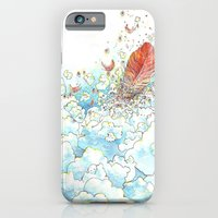 Feather Bed iPhone 6 Slim Case