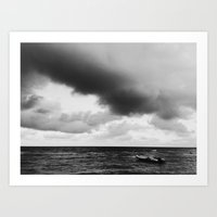 If I Had A Boat / Cap Ha… Art Print