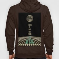 Truth is not out there... it's within. Hoody