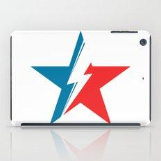 Bowie Star white iPad Case