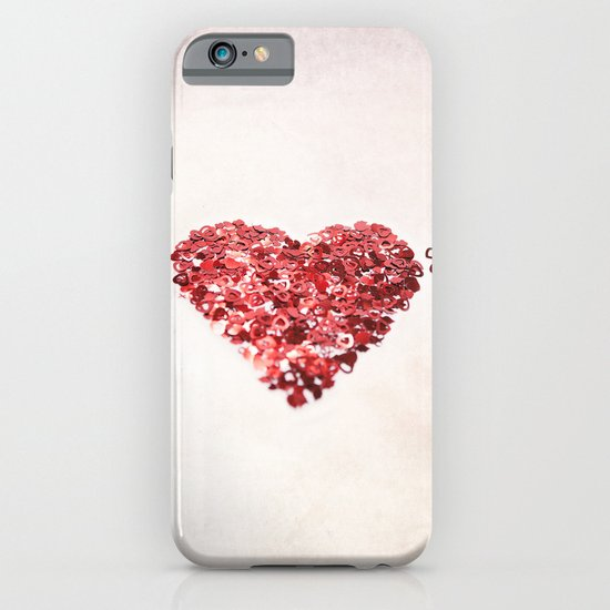 My Confetti Heart iPhone & iPod Case