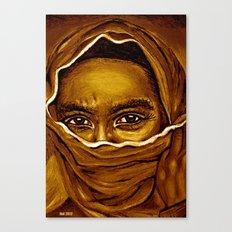 islam style2! Canvas Print