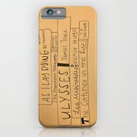 iPhone & iPod Case featuring Books by Maggie Dylan